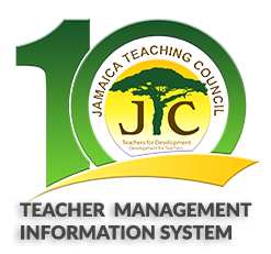 Jamaica Teaching Council TMIS